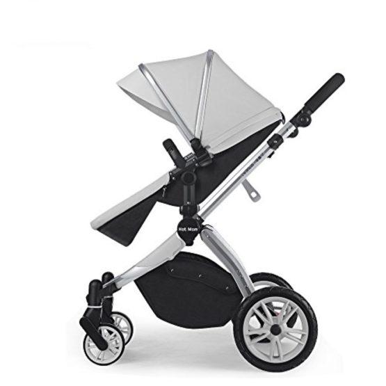 Hot Mom® Baby Pram – Gray