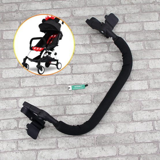 Handle bar for baby prams