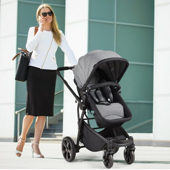 2 in 1 baby stroller cum bassinet