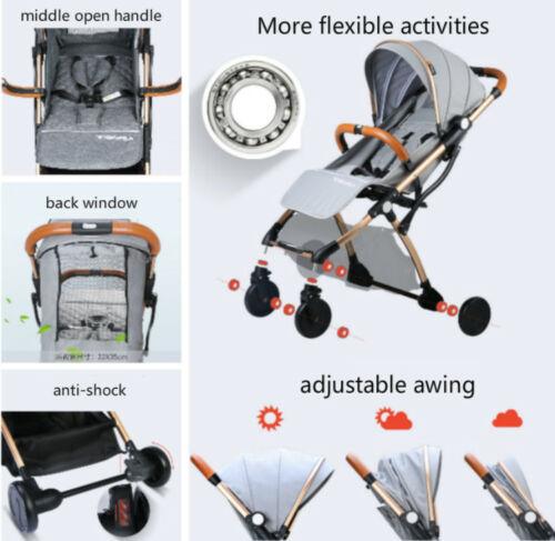 Foldable, Feather light pram wth canopy - Baby Prams ...